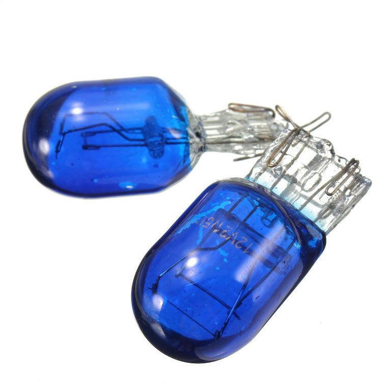 2x W21//5W 7443 T20 Standlicht Xenon Weiß Lampe Glühlampen für Seat Mii